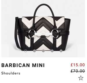 Fiorelli barbican mini bag  £18.95 delivered