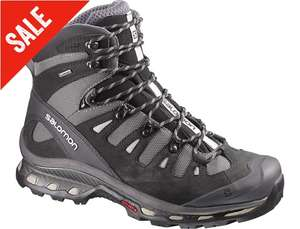 Salomon Quest 4D 2 GTX - £107 Price match at GoOutdoors with pricematch @ Go Outdoors