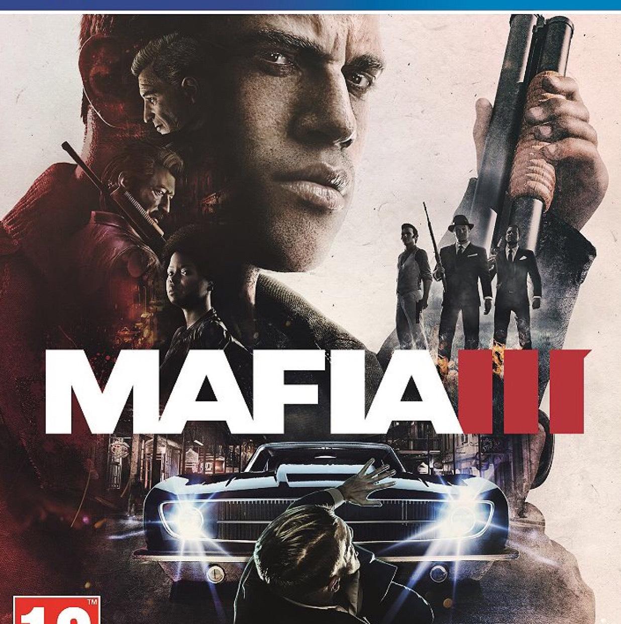 Mafia 3 £13 @ Tesco