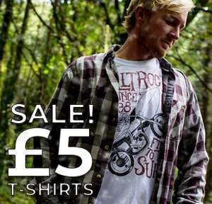 Update 4th Jan: Saltrock - up to 75% Sale + further 20% off with £40 spend @ Saltrock