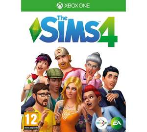 The Sims 4 Xbox One or PS4 (PC only £21.99) - Argos