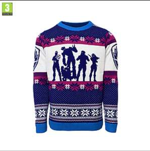 Guardians of the galaxy christmas jumper £9.99 in store from game.