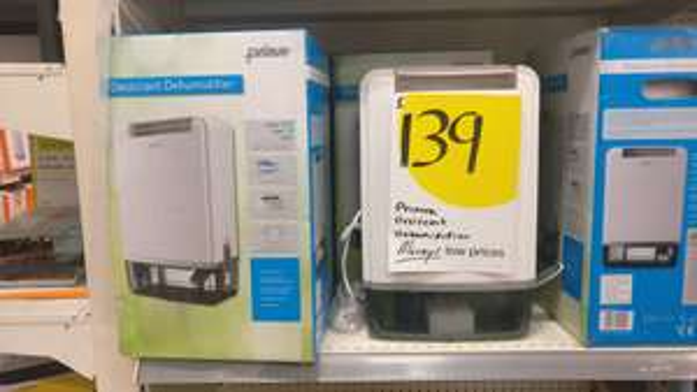 Prima Desiccant Dehumidifier £30 @ Homebase