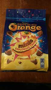 Terry chocolate pouch - exploding candy 37p instore @ Tesco
