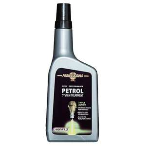 Wynn's formula gold petrol system treatment for 8.70£ using code save33 @ eurocar parts (16£RRP)
