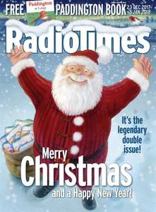 Radio Times 12 issues for £1 @ BuySubscriptions