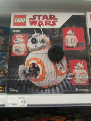 Lego star wars BB8 75168. In store @ Asda