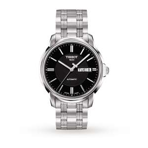 Tissot Automatics III Gents Watch - Swiss Made (reduced from £415) In Store Only at Goldsmiths