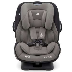 Joie Every Stage Group 0+/1/2/3 Car Seat-Pumice with Free Next Day Delivery @ Kiddies-kingdom