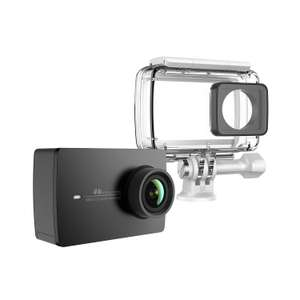 YI 4K sports action camera with waterproof case £124.99 Sold by YI Official Store UK and Fulfilled by Amazon.