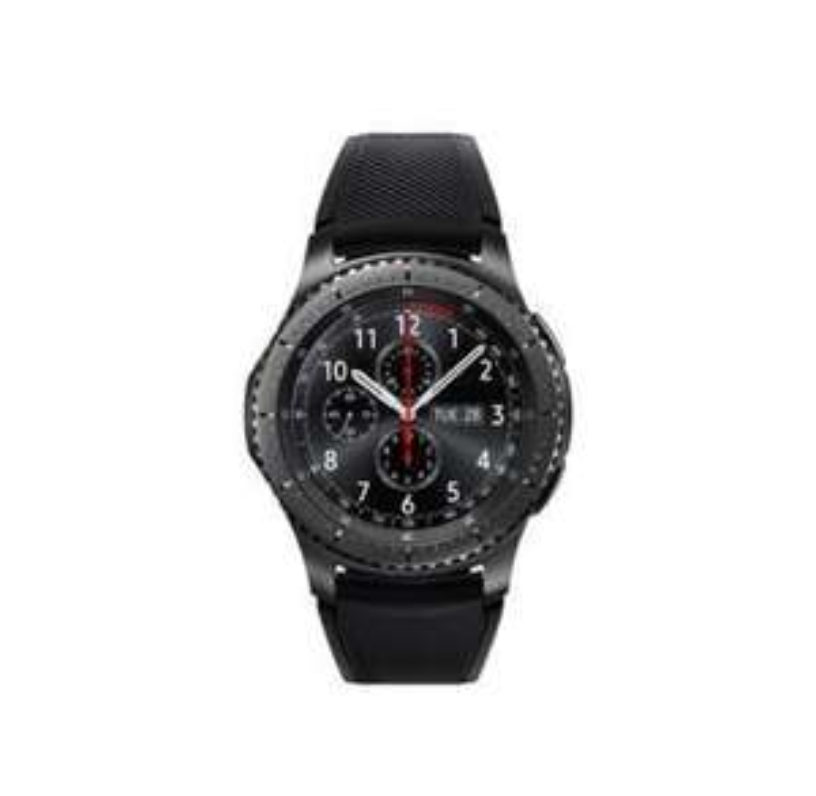 Samsung Gear S3 Frontier Smart Watch - Black (SM-R760NDAABTU) £259.97 @ Appliances Direct