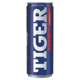 Tiger Energy Drink @Asda 0.30p each