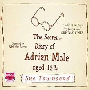 Audible Deal of the Day - The Secret Diary of Adrian Mole aged 13 3/4 £1.99