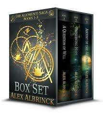 The Aliomenti Saga Box Set (Books 1-3) Free @ Google Play Store / Kindle
