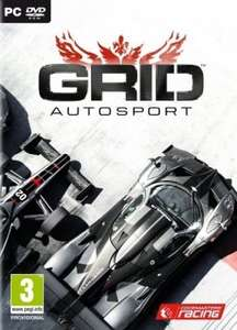 Grid Autosport (Steam) £2.25 @ Instant Gaming (Season Pass £1.18)
