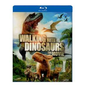 Walking With Dinosaurs (Blu-Ray/UVHD) £2.49 Delivered @ 365 Games