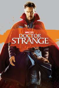 Doctor Strange HD - £6.99 iTunes Day 30 offer