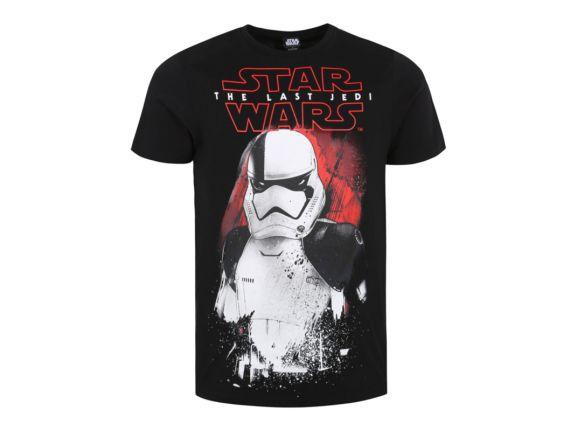 Star Wars T-Shirts £2 - The Last Jedi / Millenium Falcon @  Asda George