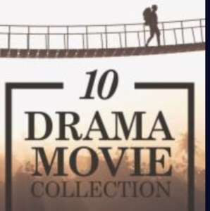 10 Drama Movie Collection 4K/HD on iTunes - £9.99