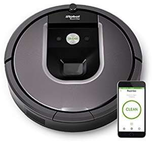 iRobot Roomba 960 Vacuum Cleaning Robot - Grey £300 off at Amazon for £499.99
