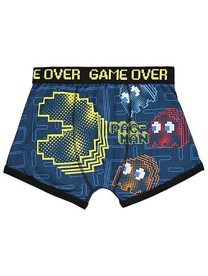 Pac-Man Boxer Shorts - £3 @ Asda/George (sizes M + L)