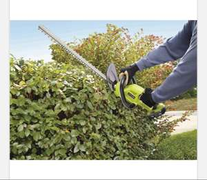 Ryobi One+ hedge trimmer (no battery) - £69.94 or £100 with battery and charger @ Homebase