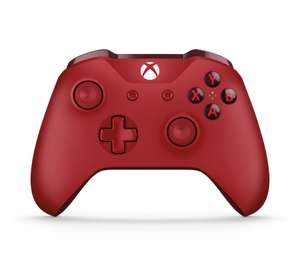 MICROSOFT Xbox One Wireless Gamepad - Red plus other colours - £39.99 @ PC World / currys