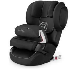 Cybex Juno Fix Car Seat - Pure Black ISOFIX 9 months to 4 years - £75 @ Mothercare