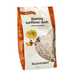 1KG Sunflower Seeds - £4 @ Holland&Barrett