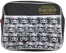 Star Wars courier bag - £4 Delivered @ GAME