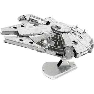 Metal Earth Millennium Falcon Model Kit - £4.99 Sold & Fulfilled by Amazon (Add on item)