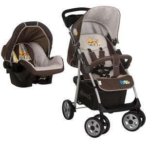 Babylo Verve Pushchair £94.96 /  Hauck Winnie the Pooh Travel System £94.96 in the Upto 50% Off Sale @ Babies R Us (links in post)
