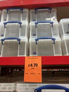 Really useful box 9L - Bunnings Warehouse, In store - £4.79