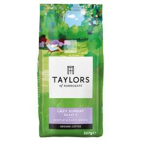 Taylors Ground Coffee - 227g for £1.50 with Waitrose PYO