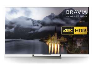 "Sony KD49XE9005 49"" Smart 4K HDR UHD 2160P LED TV with Freeview HD - £874 with code @ Hughes (JL Price Match confirmed)"