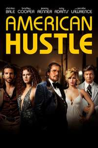 American Hustle Blu-ray £1 instore at Poundland