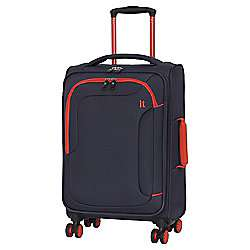 Cheapest good brand (IT) cabin case with 8 wheels; Lightweight (only 2.46kg) - £25 free C+C @ Tesco Direct