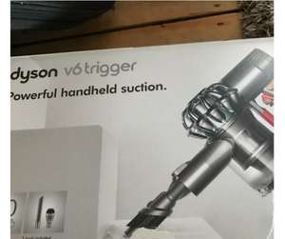 Dyson v6 cordless vacuum cleaner - £99.99 @ Aldi instore