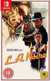 L.A. Noire on Nintendo Switch - £25.99 @ GAME