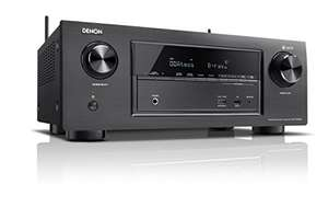 Denon AVR-X2400H 7.2 Channel AV Surround Receiver - £369 @ Sold by Sevenoaks Sound & Vision On-Line and Fulfilled by Amazon.