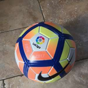 Nike Strike LaLiga Football bargain price fill your ball bag - £7 @ DW Sports