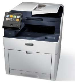 Xerox WorkCentre 6515DNI A4 Wireless Colour Multifunction Laser Printer Now £149.99 @ Ebuyer