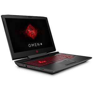 HP OMEN 17-an013na Laptop, Intel Core i7 7700HQ, 8GB, 1TB, NVIDIA GeForce GTX 1060 6GB , 17.3* 120HZ NVIDIA G-SYNC display at John Lewis - WITH HP MIXED REALITY HEADSET for £999.95 @ John Lewis