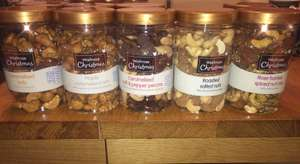 Waitrose Christmas Nuts from £4 to 91p