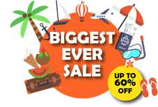 Alpharooms sale up to 60% off hotel rooms