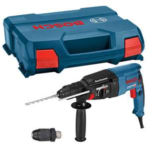 Bosch professional SDS two chuck drill gbh 2-26 f - £114 del (£99 with cashback) @ powertoolworld