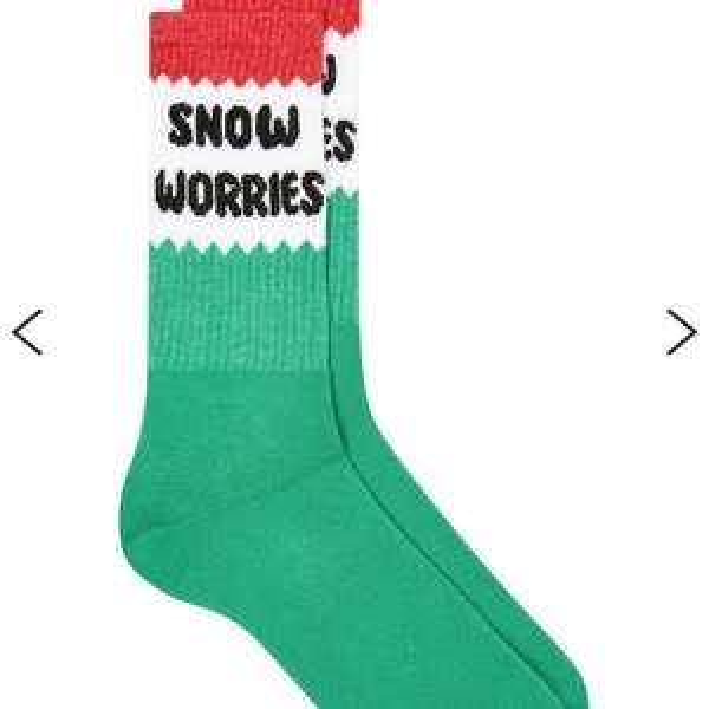 Topman Christmas socks 50p (free C&C)