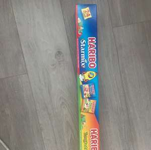 Haribo tube box - £1.50 @ Tesco