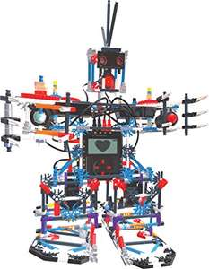 K'NEX Education Robotics Building System Set for Ages 10+ Engineering Education Toy, 825 Pieces at Amazon for £119.99