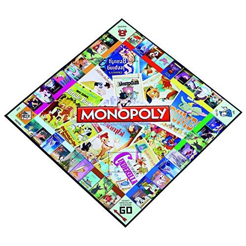 Disney Classic Monopoly Board Game £19.99 @ Amazon